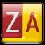 64x64px size png icon of Zone Alarm SZ