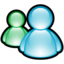 64x64px size png icon of Windows Messenger