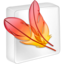 64x64px size png icon of Image ready CS2