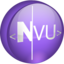 64x64px size png icon of Nvu