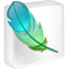 64x64px size png icon of Photoshop CS2 green