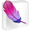 64x64px size png icon of Photoshop CS2 pink