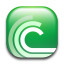 64x64px size png icon of Bittorrent