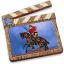 64x64px size png icon of Movie App