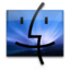 64x64px size png icon of Leo Finder Blue