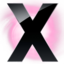64x64px size png icon of X Circle Pink