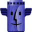 64x64px size png icon of MacHead 2
