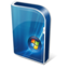 64x64px size png icon of Box vista business
