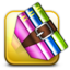 64x64px size png icon of winrar