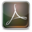 64x64px size png icon of acrobatdistiller