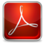 64x64px size png icon of acrobatreader