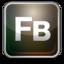 64x64px size png icon of flexbuilder