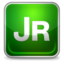 64x64px size png icon of jrun