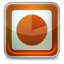 64x64px size png icon of powerpoint