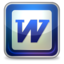 64x64px size png icon of word