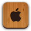 64x64px size png icon of apple