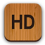 64x64px size png icon of hd