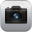 64x64px size png icon of ios7 camera