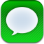 64x64px size png icon of ios7 message