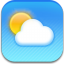 64x64px size png icon of ios7 weather