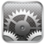 64x64px size png icon of Settings