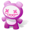 64x64px size png icon of Lilas toy