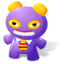 64x64px size png icon of Tooth Toy
