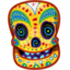 64x64px size png icon of Painted Skull 2