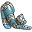 64x64px size png icon of Cat 7