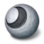 64x64px size png icon of Orbz moon