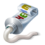 64x64px size png icon of Toothpaste