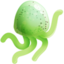 64x64px size png icon of Jelly Fish