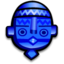 64x64px size png icon of Bauchi Mask