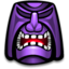 64x64px size png icon of Rukai Mask
