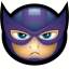 64x64px size png icon of Avengers Hawkeye