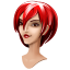 64x64px size png icon of browser girl opera