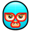 64x64px size png icon of Male Face N1