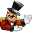 64x64px size png icon of Ringmaster