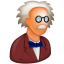 64x64px size png icon of Professor