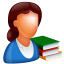 64x64px size png icon of Teacher