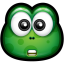 64x64px size png icon of Green Monster 7