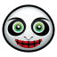 64x64px size png icon of clown 2