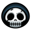 64x64px size png icon of grim reaper