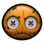 64x64px size png icon of voodoo doll