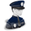 64x64px size png icon of Policeman