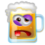 64x64px size png icon of Beer Beaten