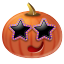 64x64px size png icon of Pumpkin Stars