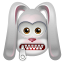 64x64px size png icon of Rabbit StopTalking