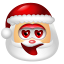 64x64px size png icon of Santa Claus Adore