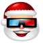64x64px size png icon of Santa Claus Movie